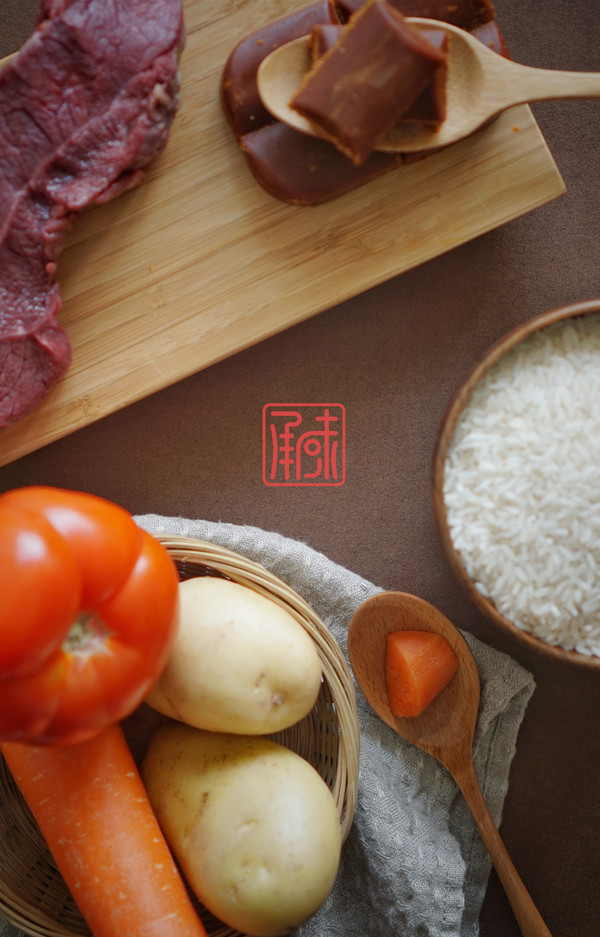 承味日式咖喱鸡排饭的做法图解