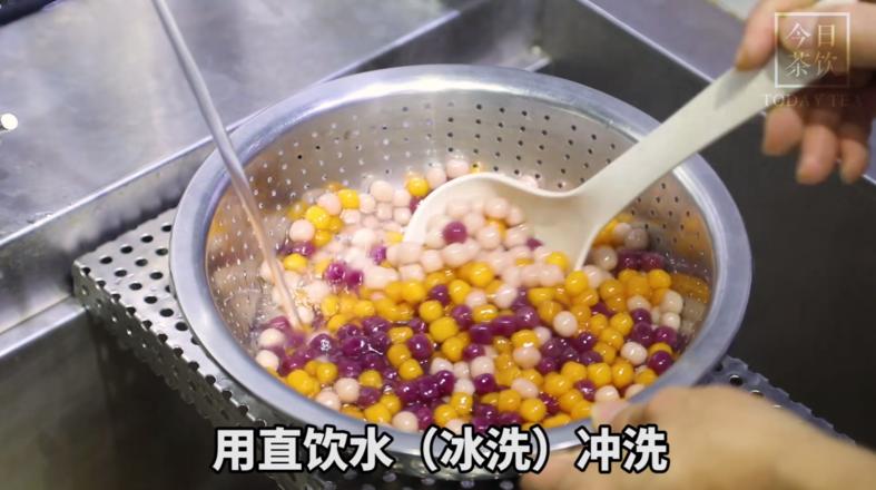 芋圆的煮法的家常做法