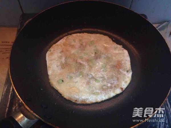 饺子皮葱花饼怎么吃