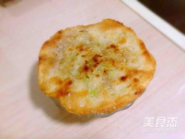 饺子皮葱花饼怎么做