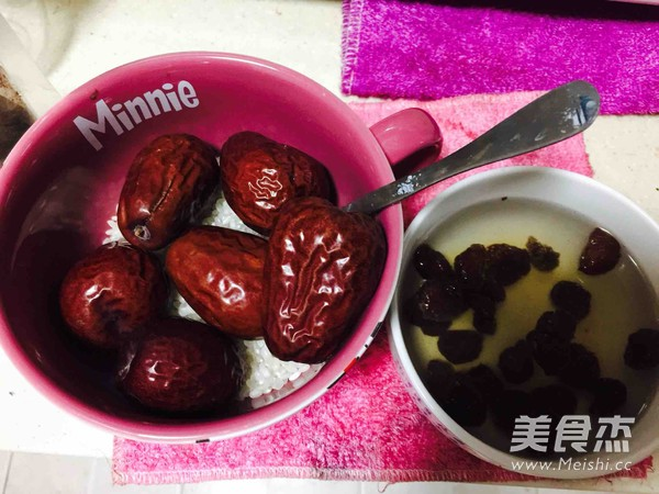 桂圆红枣粥的做法大全