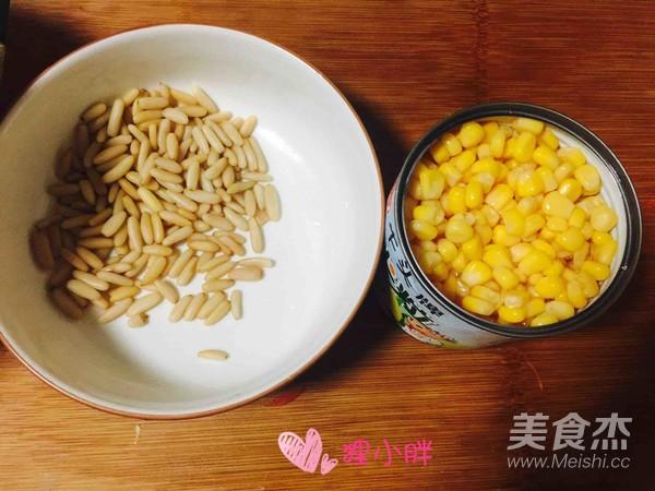 松子玉米的做法图解