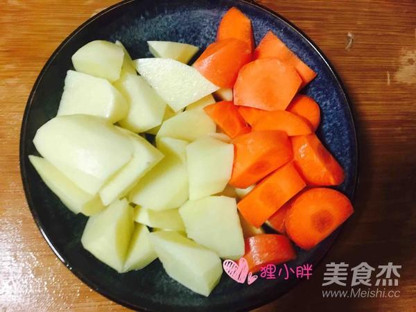 咖喱虾仁怎么煮