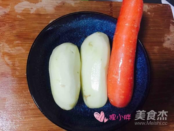 咖喱虾仁怎么炒