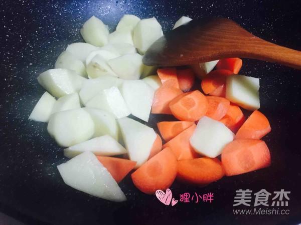咖喱虾仁怎么炖