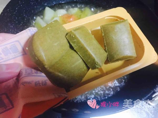 咖喱虾仁怎样做