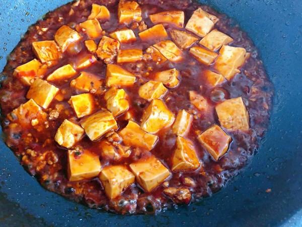 麻婆豆腐怎样做
