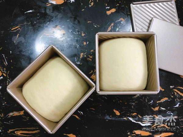 中种淡奶油方形吐司怎么煮
