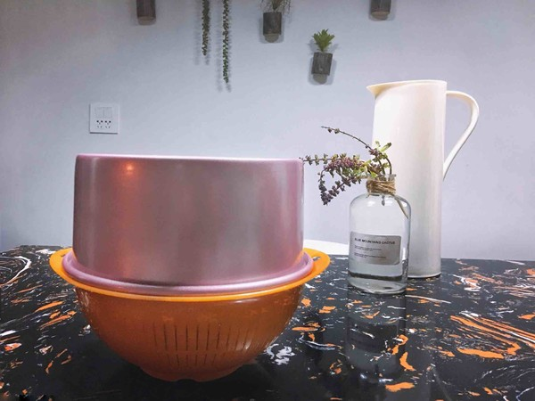 胡萝卜6寸加高戚风蛋糕怎么煮