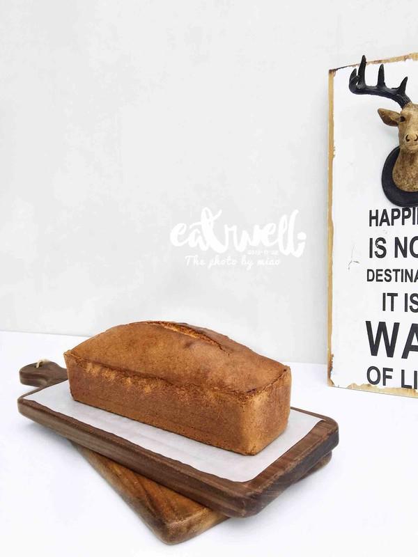 超柔软湿润—淡奶油磅蛋糕怎样做