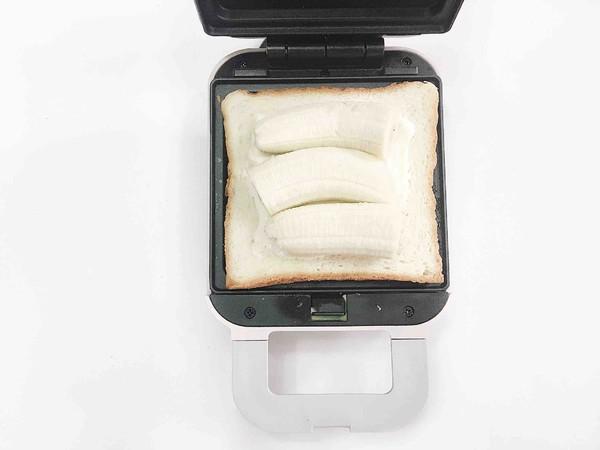 双重芝士蟹肉棒三明治怎么做