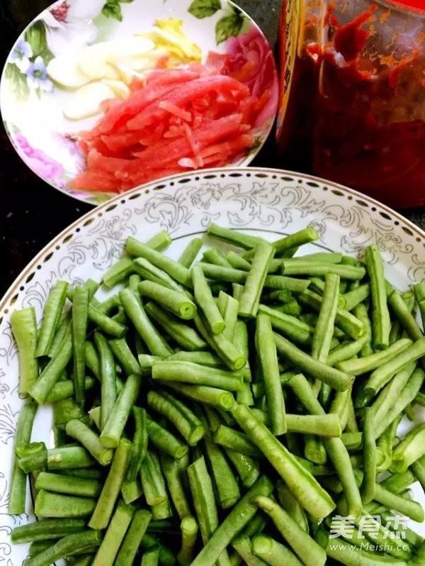 里脊肉丝炒豇豆的做法大全