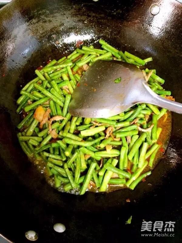 里脊肉丝炒豇豆怎么吃