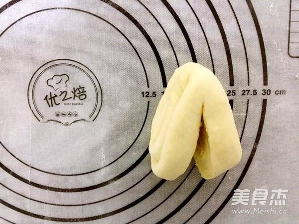 椰蓉心形小面包怎样煸