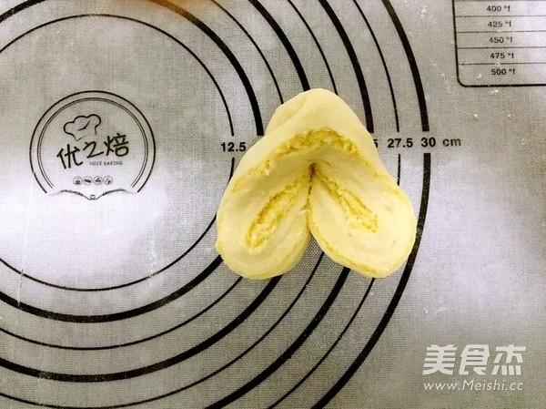 椰蓉心形小面包怎样做