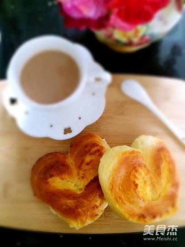 椰蓉心形小面包怎样煮