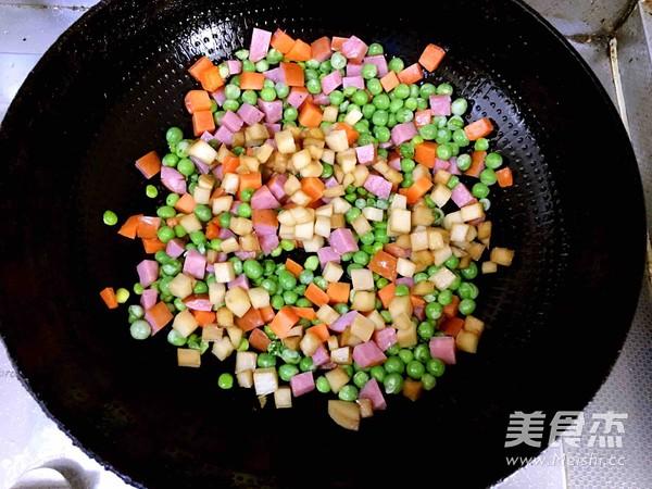 什锦豌豆丁怎么吃