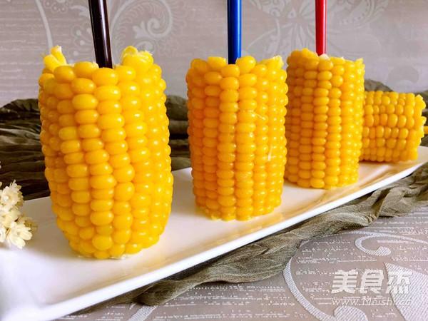 奶香玉米棒怎么煮