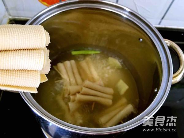 鸡汁豆腐串的简单做法