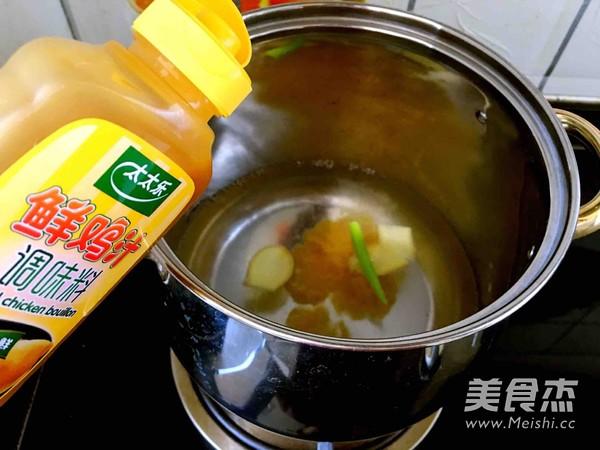 鸡汁豆腐串的家常做法