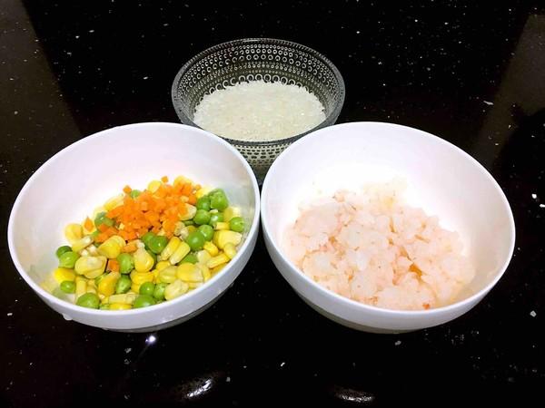 磷虾时蔬砂锅粥的做法大全