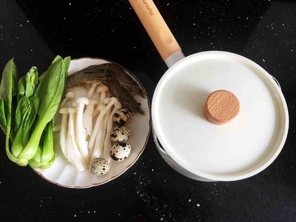 鲜虾时蔬米线的做法大全