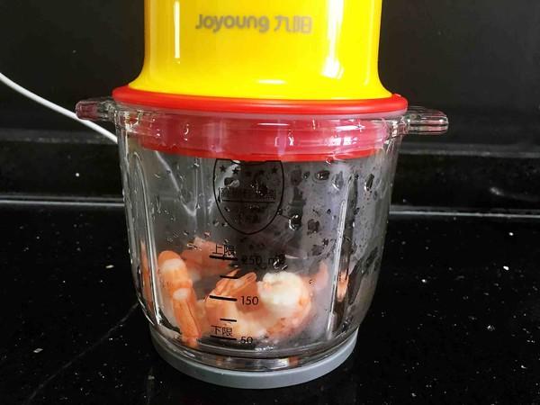 鲜虾豌豆粥的简单做法
