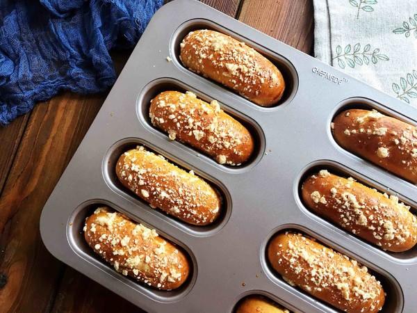 酥粒面包的做法大全