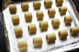 莲蓉一口酥的制作方法