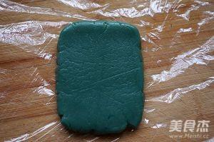彩虹饼干的制作方法