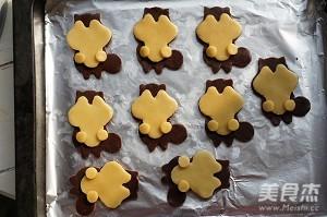 松鼠饼干怎样做