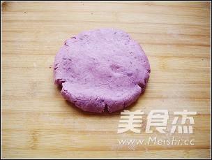 紫薯饼干怎么做