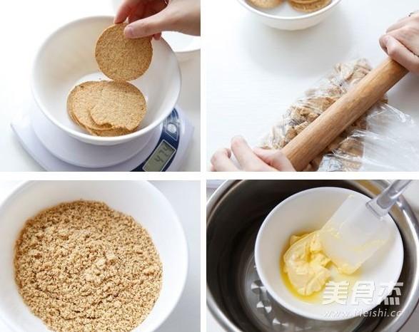 烤大理石纹芝士蛋糕的做法大全