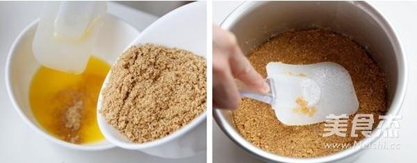 烤大理石纹芝士蛋糕的做法图解