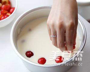 冻樱桃芝士蛋糕怎样做