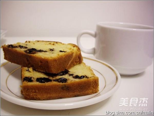 葡萄干炼奶蛋糕怎么煸