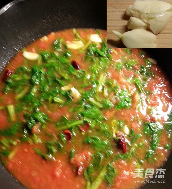 芹菜叶汤怎么吃