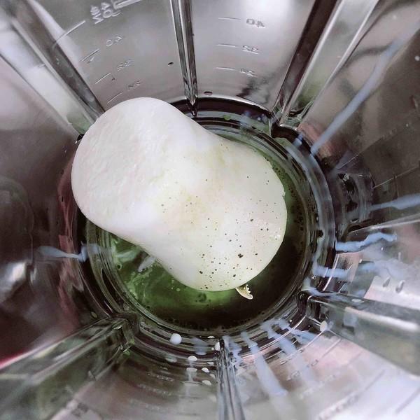 抹茶星冰乐(无奶油低脂版)怎么做