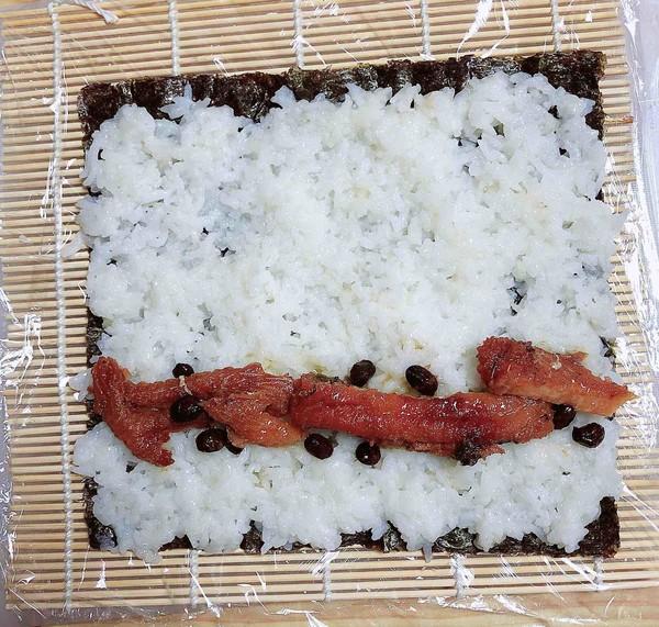 鳗鱼寿司怎么煮