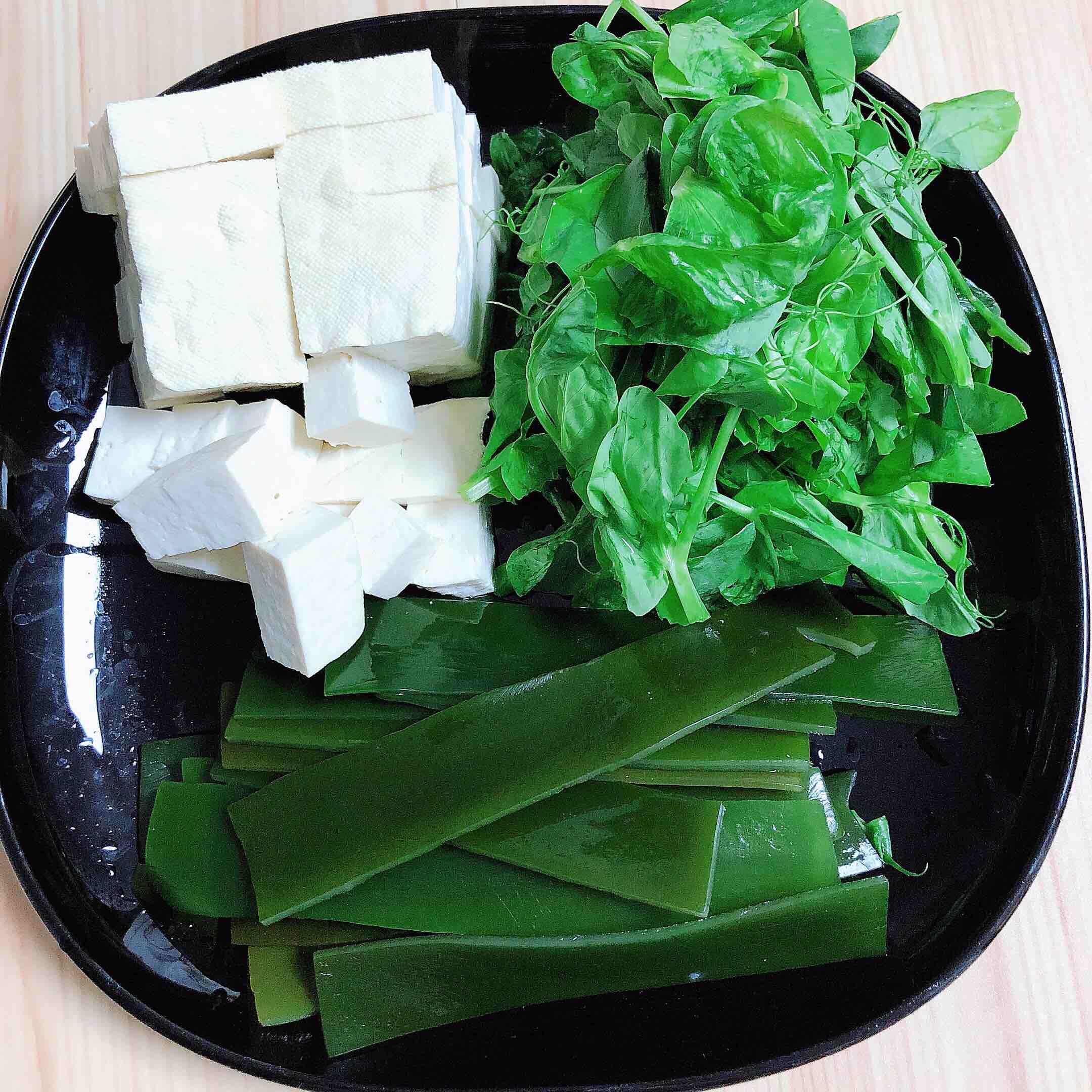 海带棒骨汤-长寿靓汤的简单做法