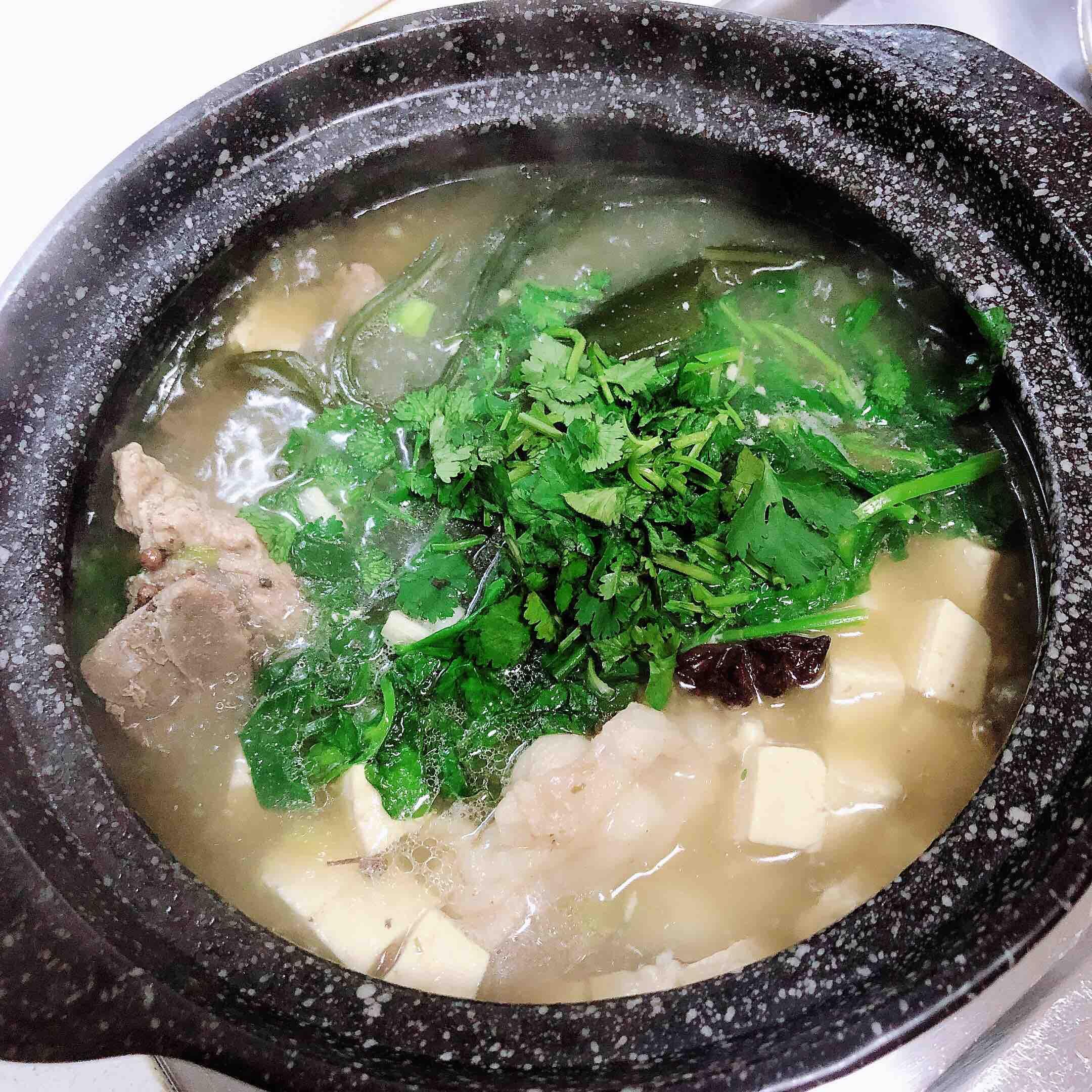 海带棒骨汤-长寿靓汤怎样炒