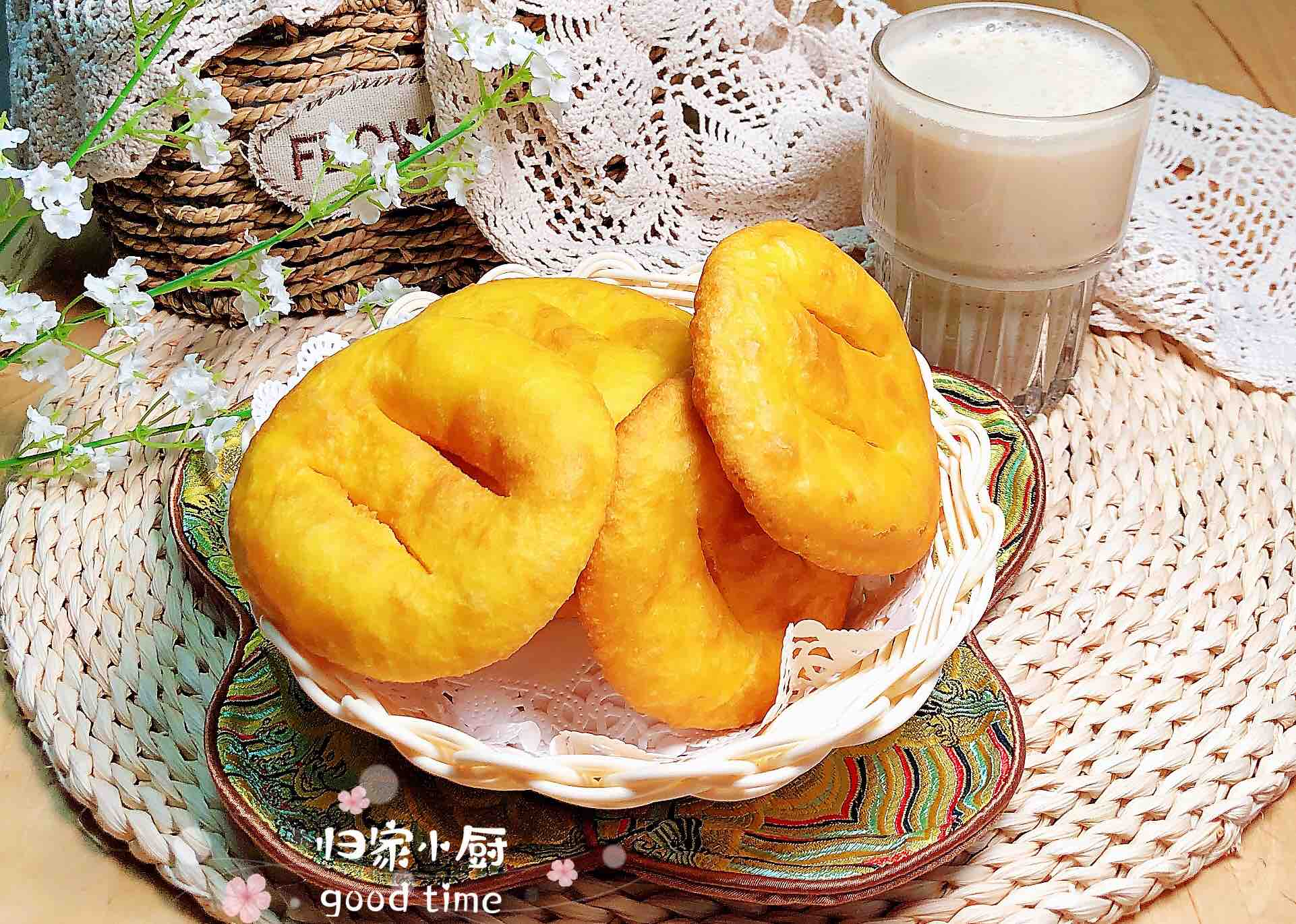 南瓜油饼怎样煮