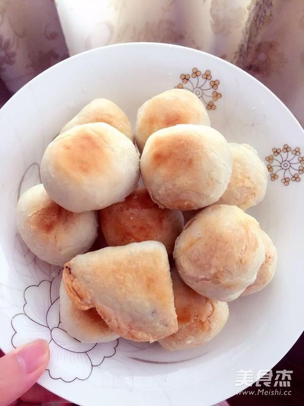 香酥红豆饼怎么煮