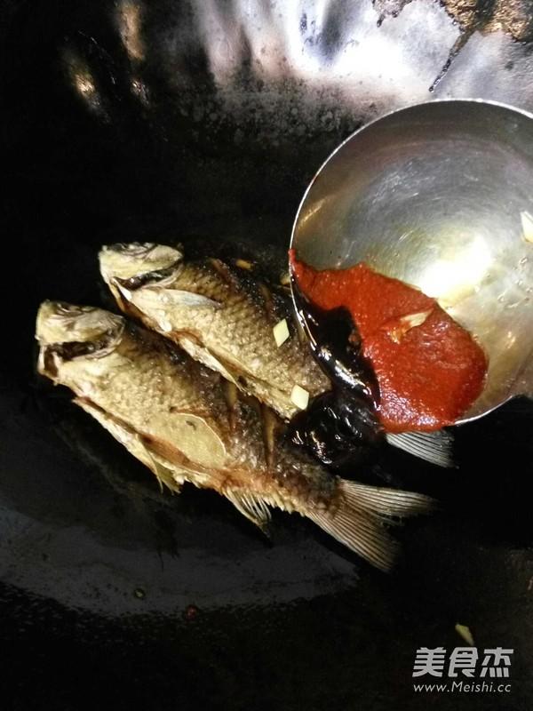 豆瓣鲫鱼的家常做法