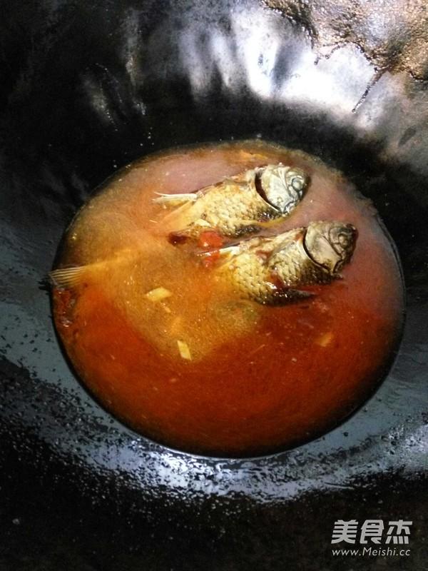豆瓣鲫鱼的简单做法