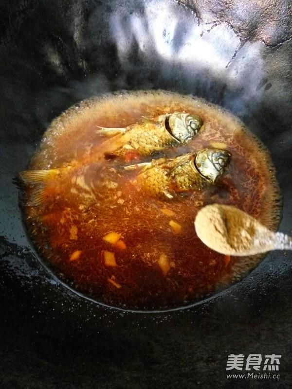 豆瓣鲫鱼怎么做