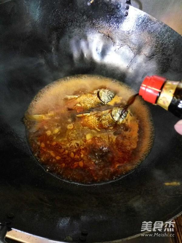 豆瓣鲫鱼怎么煮