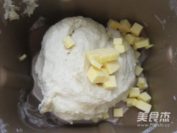 豆沙吐司的简单做法