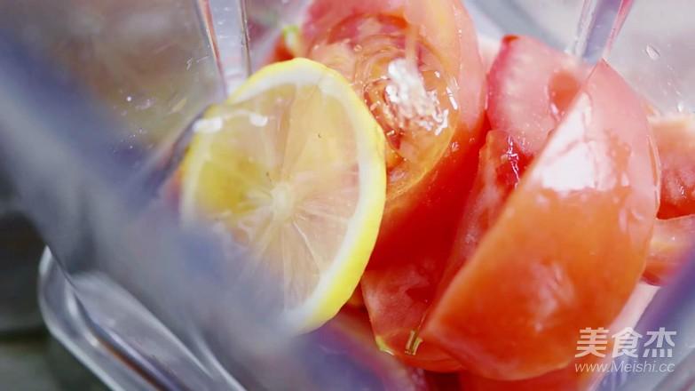 营养番茄汁的做法图解