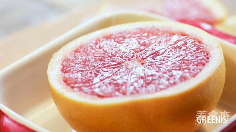 炙烤葡萄柚的做法图解
